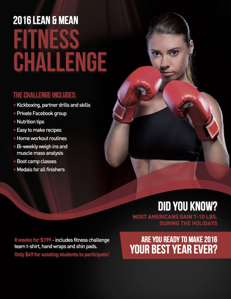 2016 Lean & Mean Fitness Challenge