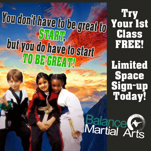 Sign Up for your Free 1st Class!
