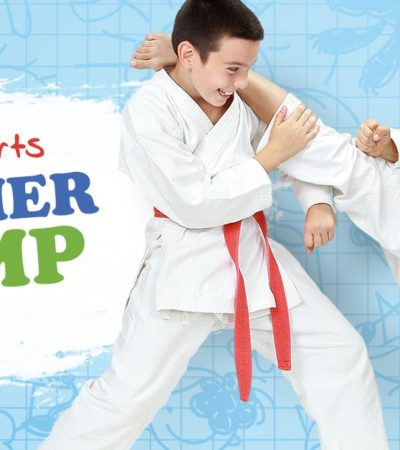 Martial Arts Summer Camp