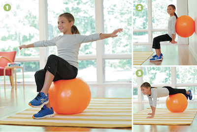 Coordination Tips for Kids