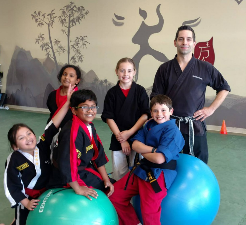 Healthy Kids at Balance Martial Arts