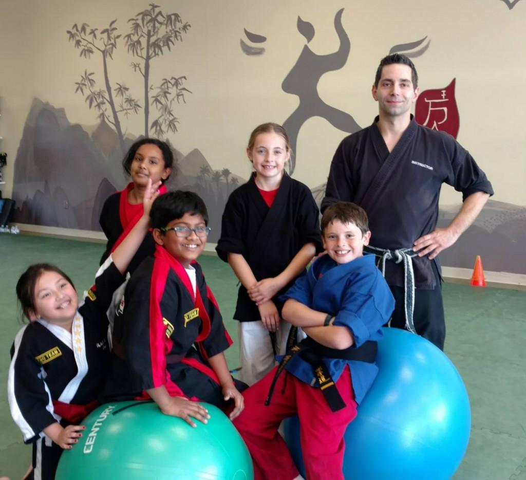 Parents - Balance Martial Arts