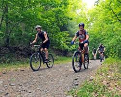 Dojo Bike Ride through Umstead