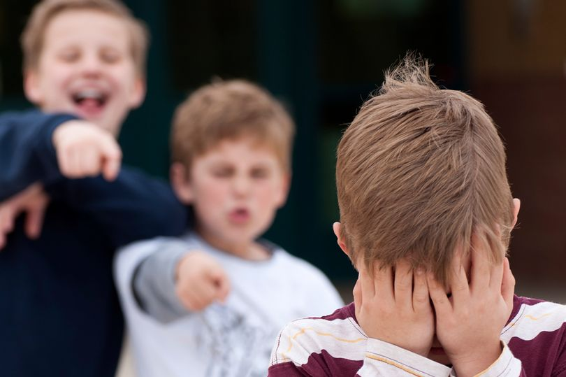 Warning Signs Your Child May Be A Target of Bullies ... Kid Getting Bullied