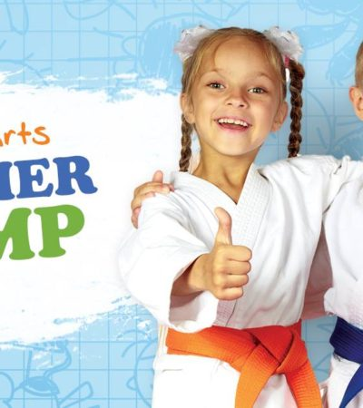 Karate Summer Camp 2021